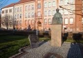 Pomnik Witolda Pileckiego w Grudziądzu