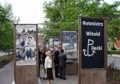 Wystawa plenerowa IPN poświęcona rotmistrzowi Pileckiemu – Szczecin, 2009
