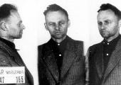 Zdjęcia zrobione po aresztowaniu w warszawskim więzieniu mokotowskim (1947)